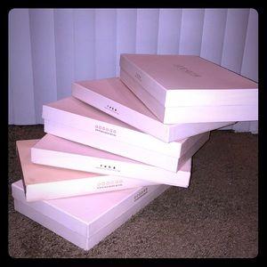 House of CB boxes / Mistress Rocks boxes